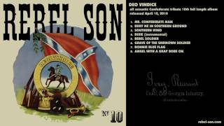 Rebel Son - Angel With A Gray Robe On