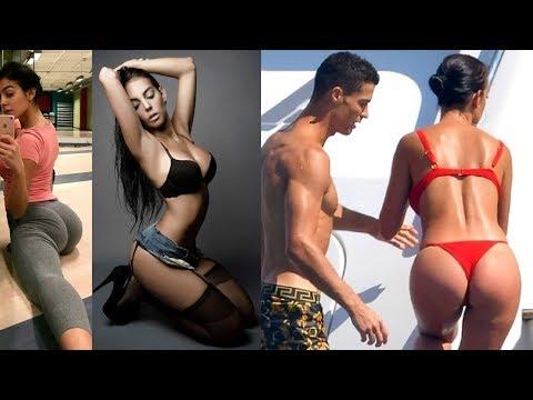 La Fiancée de Cristiano Ronaldo plus Sexy que Jamais !