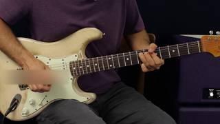 5 Basic Licks Using The Pentatonic Scale - Guitar Lesson