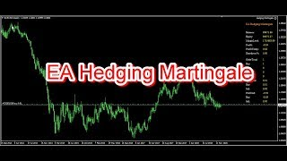EA Forex | Hedging Martingale