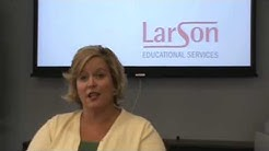 Florida Real Estate School - Larson Educational Services - Carolyn Simoneau Alumni of the Month