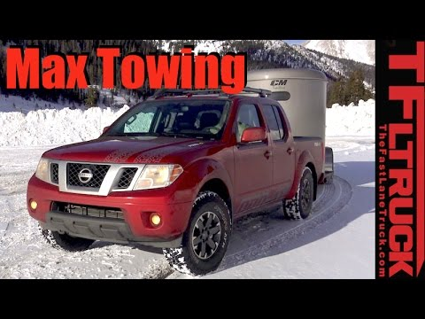 2017-nissan-frontier-pro-4x-ike-gauntlet-review:-world's-toughest-towing-test