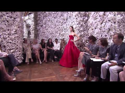 Christian Dior - Paris Fashion Week - A/W 2012-2013 - Haute Couture