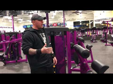 Planet Fitness Back Extension Machine How to use the back extension machine at Planet Fitness