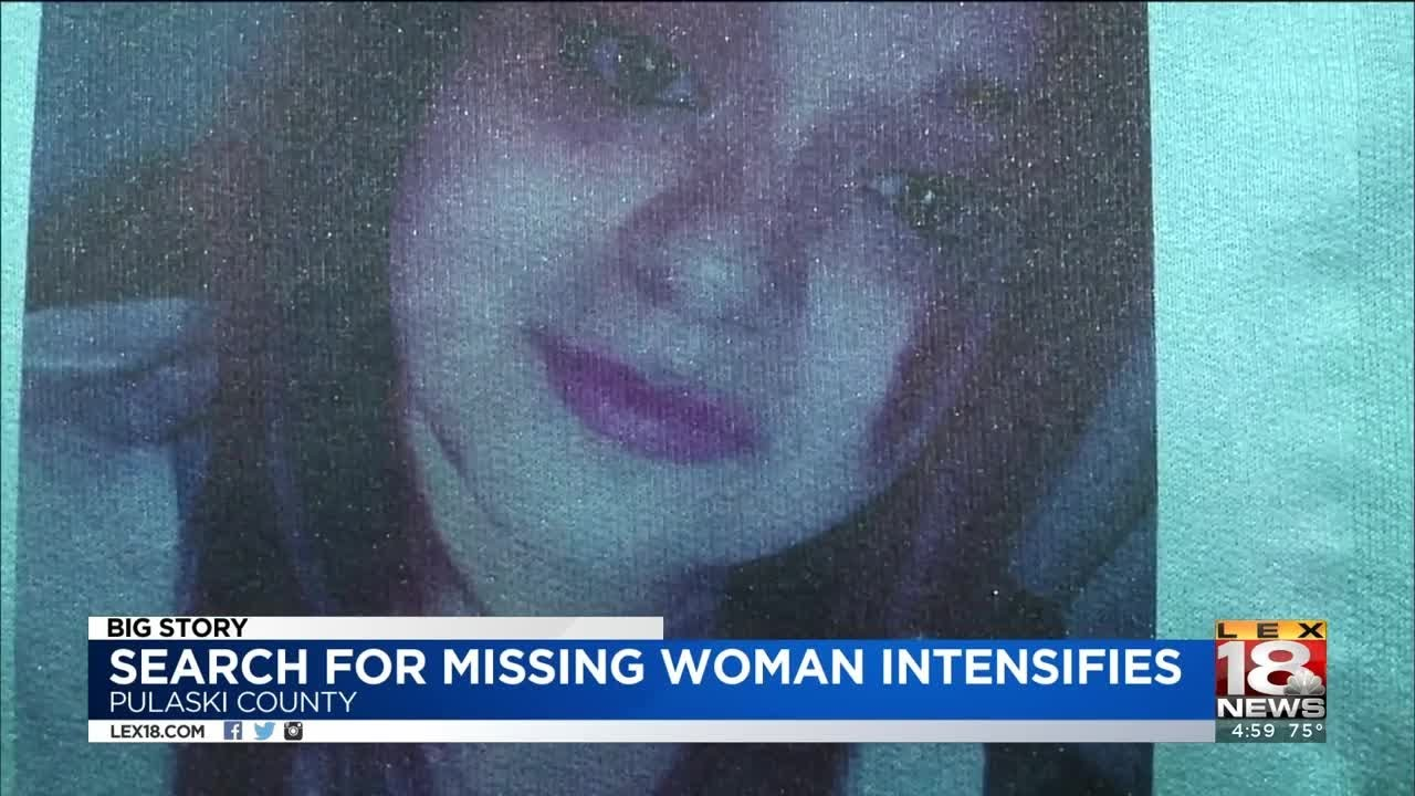 Officials Searching For Missing Pulaski County Woman
