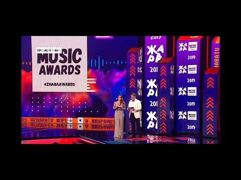 ДЕЦЛ - ПОСМЕРТНАЯ НАГРАДА на фестивале ЖАРА MUSIC AWARDS 2019
