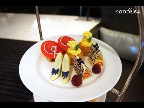 Fashion High Tea, Sheraton On The Park, Sydney - Noodlies, Sydney Food Blog