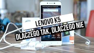 Lenovo K5 - szybki test: dlaczego tak, dlaczego nie?