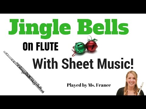 Jingle Bells FLUTE Cover