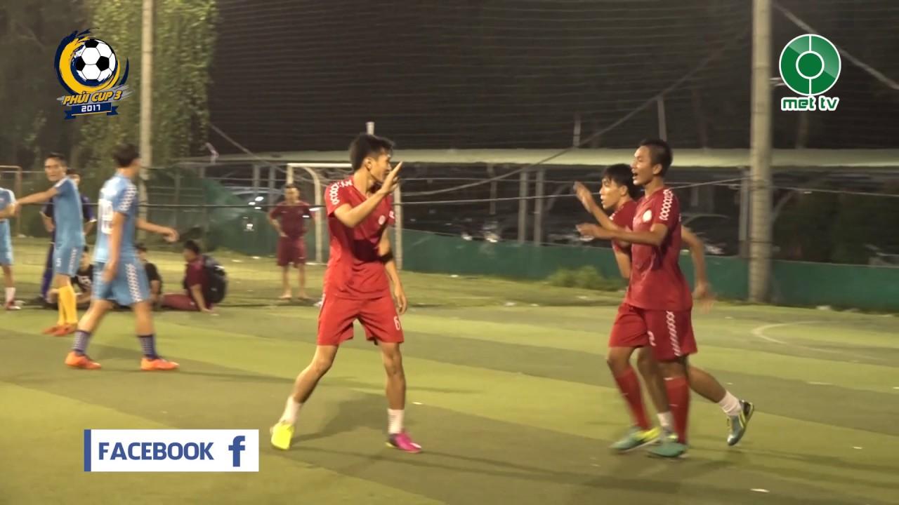 [Highlight] Hoàng FC vs Sunway Beauty (Tứ kết – Giải bóng đá Phủi Cup lần 3 năm 2017)
