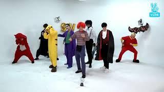 Seventeen Oh My! Choreography HALLOWEEN Version