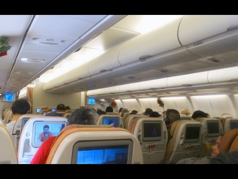 Singapore Airlines Airbus A330 Flight Experience: SQ252 Sydney to Singapore