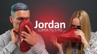 jordan SUPER.Fly 5 PO - обзор покупок на eBay