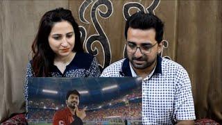 Pakistani React to Bigil - Official Trailer | Thalapathy Vijay, Nayanthara | A.R Rahman | Atlee |