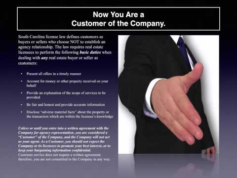 Agency Disclosure Explanation