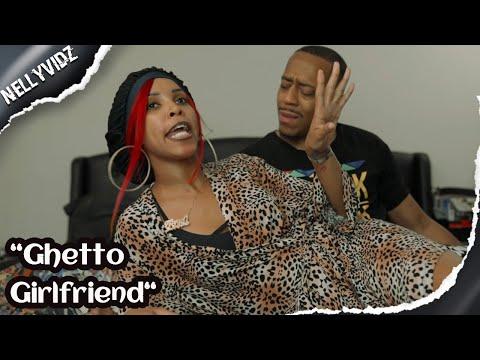 Ghetto girlfriend