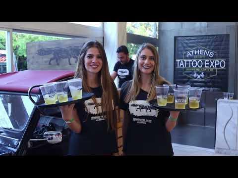 Athens Tattoo Expo 2017