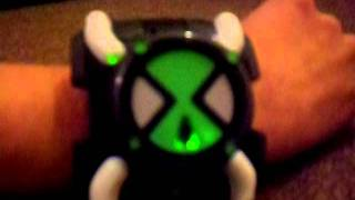 Omnitrix FX Review.AVI