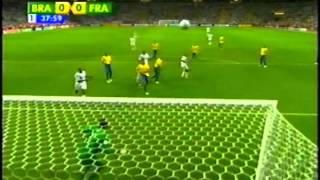 Brasil x França - Copa do Mundo 2006! [JOGO COMPLETO]!
