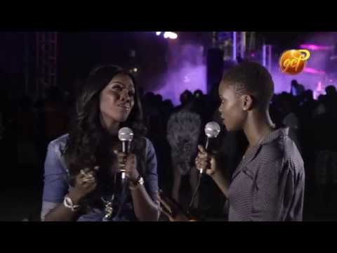 Tiwa Savage, Eku Edewor and Ice Prince featured in #GCF14 Documentary