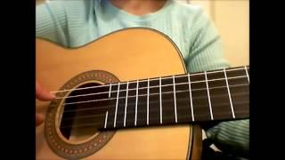 Vì Đó Là Em _ ST : Diệu Hương ( Guitar cover )