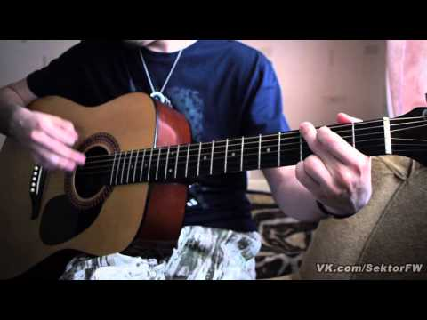 Adam Gontier - Lost Your Shot (Guitar cover)