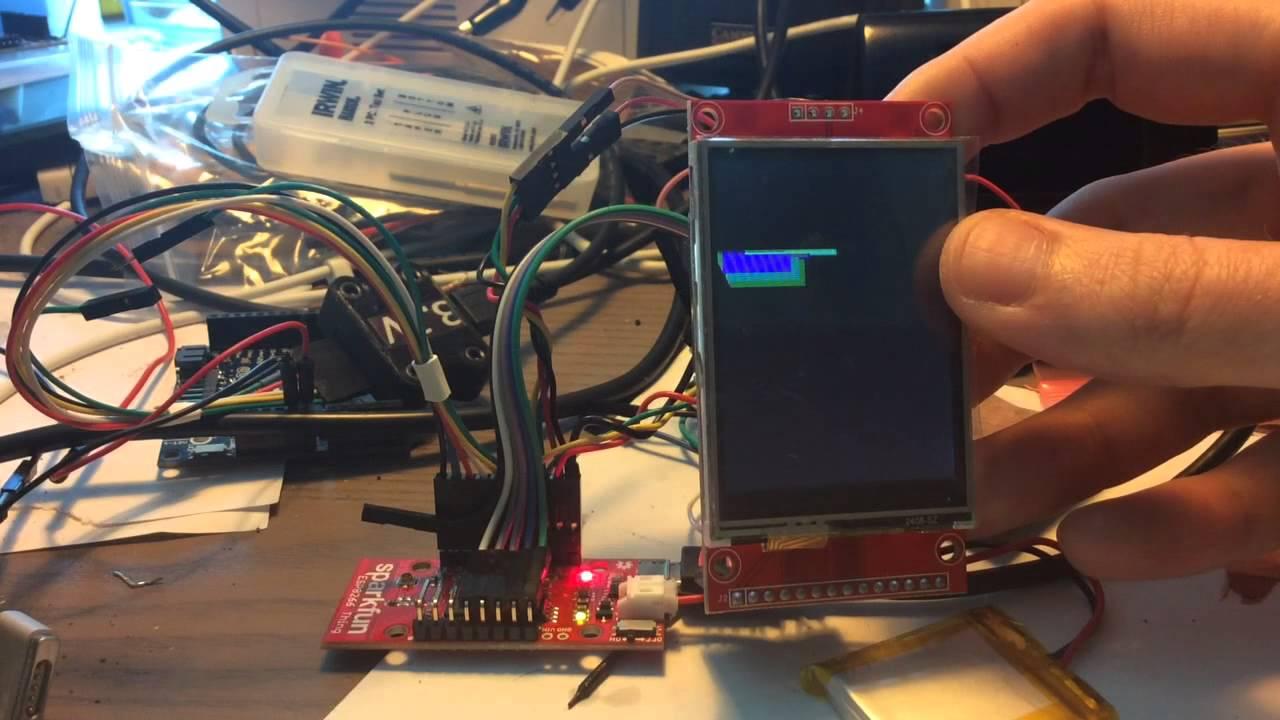 Ucglib on ESP8266   Details   Hackaday io