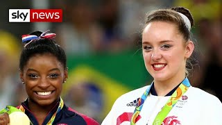 Gymnast Amy Tinkler: 'I had no option but to quit'
