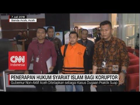Polemik Hukum Syariat Islam Di Aceh Bagi Koruptor