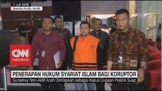 Download Polemik Hukum Syariat Islam di Aceh bagi Koruptor Mp3