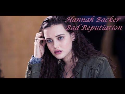 Hannah Baker | Bad Reputation | 13 Reasons Why