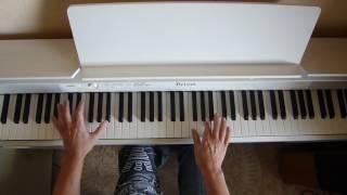 """""""Как упоительны в России вечера""""- Белый Орел -Piano cover"""