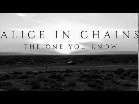 Alice In Chains - The One You Know (Audio)