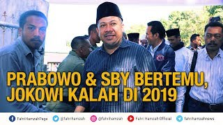 Download Video Fahri Hamzah : Pertemuan SBY & Prabowo Bersejarah & Berkelas MP3 3GP MP4