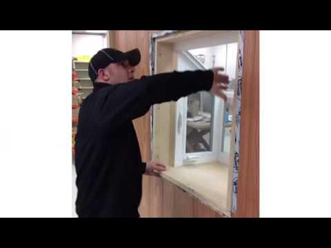 Ventana USA Garden Window Installation