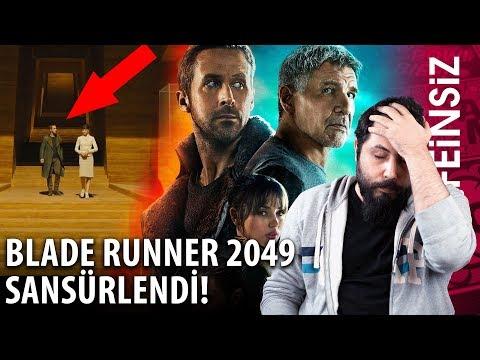 BLADE RUNNER 2049 (2017) SANSÜRLENDİ! Film İncelemesi ve Sansürlü Sahneler (Spoilersız) streaming vf