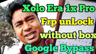 xolo tijdperk 1x pro google-account bypass | xolo tijdperk 1x pro frp reset | xolo tijdperk 1x pro frp ontgrendelen