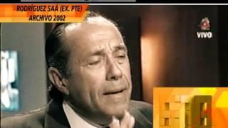 TVR EL CIRCULO ROJO Y EL DEBATE SOBRE EL PODER REAL - 10-05-15