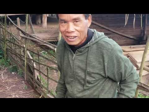 October trip to Laos