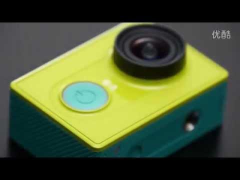 Xiaomi Yi XiaoYi Sport Camera Outlook