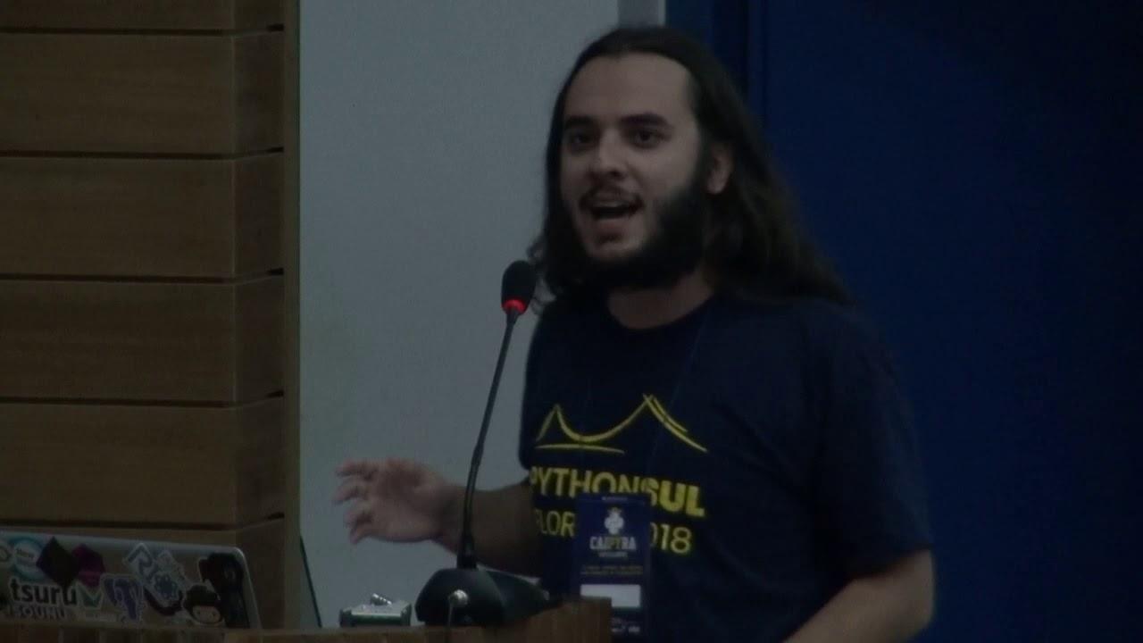 Image from Caipyra 2018: Microservices em Python: desafios e soluções - Guilherme Vierno