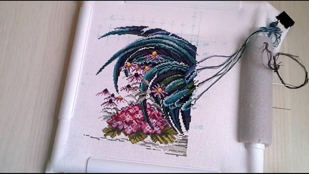 ИСКУСНИЦА - производство наборов для вышивания крестом 85