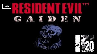 Resident Evil: Gaiden Full HD 1080p Longplay Walkthrough Gameplay No Commentary