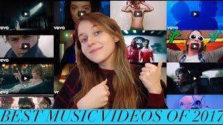 Топ-15 Лучших Музыкальных Клипов 2017 (best music videos of 2017)