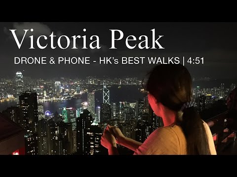 Victoria Peak – a hidden country walk above the city