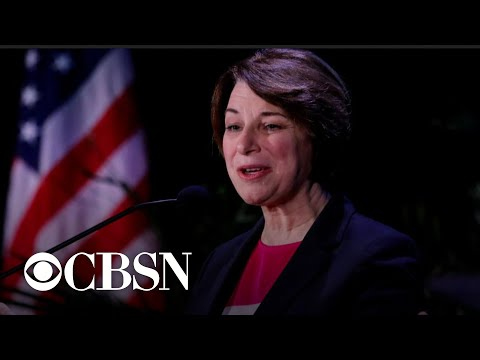 Amy Klobuchar says