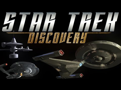 Thumbnail: Star Trek: Discovery Fan Trailer (2017) (Trekyards)