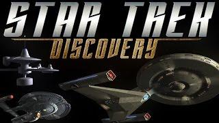 Star Trek: Discovery Fan Trailer (2017) (Trekyards)