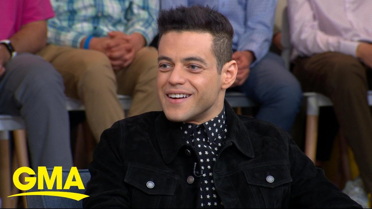 Rami Malek Is Your New Villain ... Bond Villain
