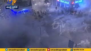 Lebanonand39s Public Sector Protest Turns Violent